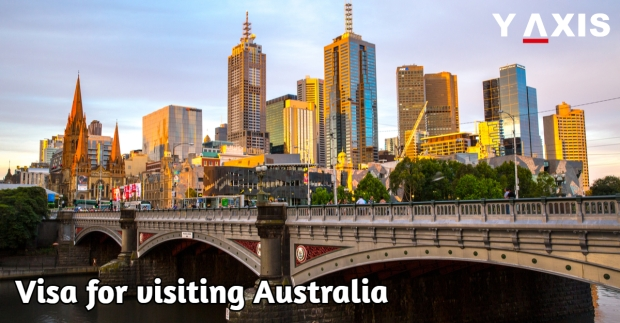 Visa for visiting Australia